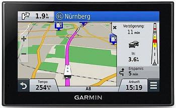 Туристический GPS навигатор для кемперов Garmin Camper 660LMT-D w/BC30 Backup Camera, EU