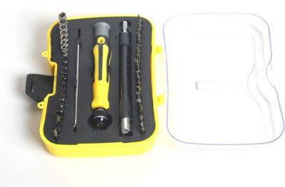 Набор отверток с насадками и головками Iron Spider 6093A, фото 2