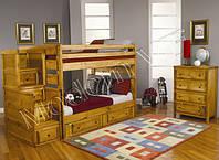 Двухъярусная кровать Саванна