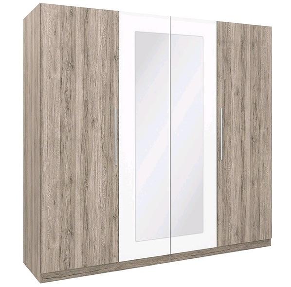 Шкаф для спальни Martina SZF4D-DSA/BI