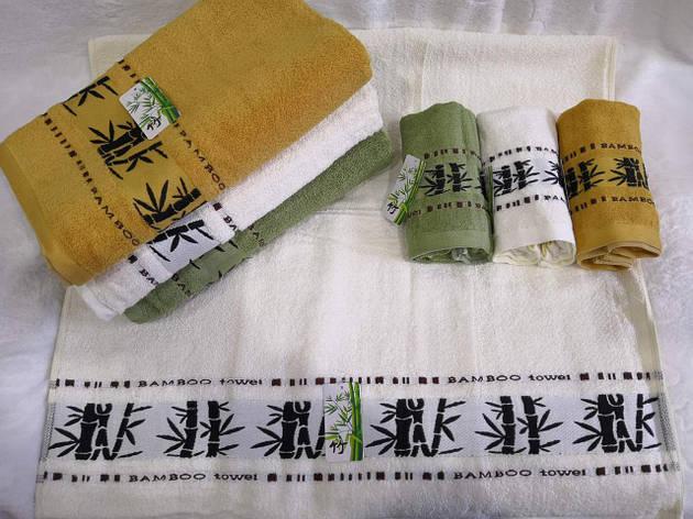 Полотенце банное махровое 70*140 (от 6 шт), фото 2