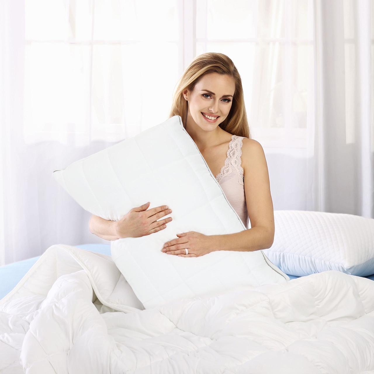 Подушка ТЕП Washed Cotton