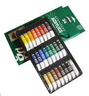Краски акриловые Pebeo Studio набор 24цв. по 12мл P-668220/P-666117