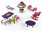 Будиночок кольоровий ігровий, фото 3
