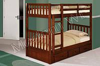 Двухъярусная кровать Рикки