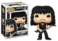 Фигурка Funko Pop Фанко Поп Метталика Кирк Хамметт Metallica Kirk Hammett 10 см Music M KH 59