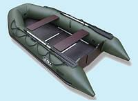 Моторная килевая надувная лодка Voyager 310x