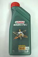CASTROL  5W40  А3/В4 Magnatec 1 л.  (кастрол)