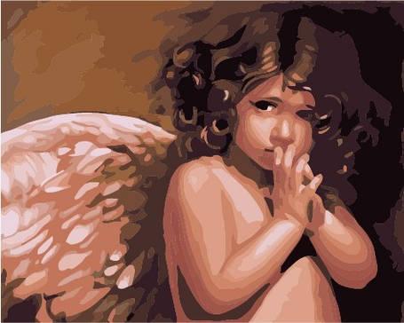 Набор для рисования Ангелочек, фото 2