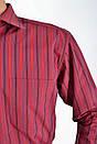 Рубашка 0808-10 цвет Сине-красный, фото 2