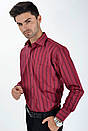 Рубашка 0808-10 цвет Сине-красный, фото 4