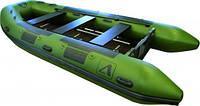 Моторная килевая надувная лодка Sprinter 420x