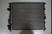 Радиатор  охлаждения (без кондиционера) Logan/MCV/Sandero 1.4/1.6 с 2008 г. Kager 314496