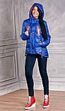Куртка - Парка  молодежная осенняя от производителя., фото 3