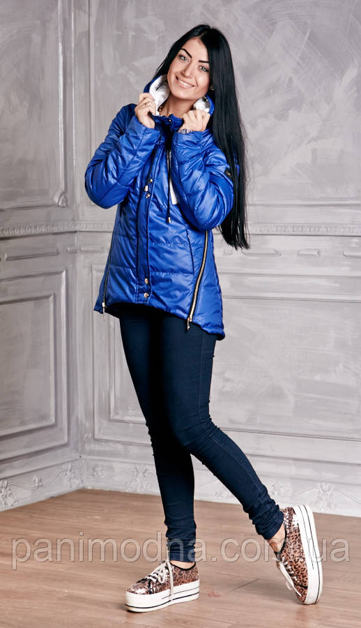 Куртка - Парка  молодежная осенняя от производителя.