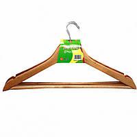 Вішак для одягу дерев'яний 3шт (13645)