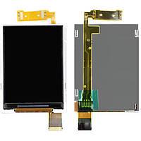 Дисплей для Sony Ericsson W100, оригинал