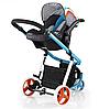 Детская коляска 3 в 1 Cosatto Giggle, фото 5
