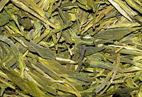 Зелёный китайский чай Лунцзин - Колодец Дракона. 50 грамм