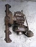 Турбина Garret 466016-2 б/у на BMW 5 (E28) 2.5TD год 1983-1987, фото 2