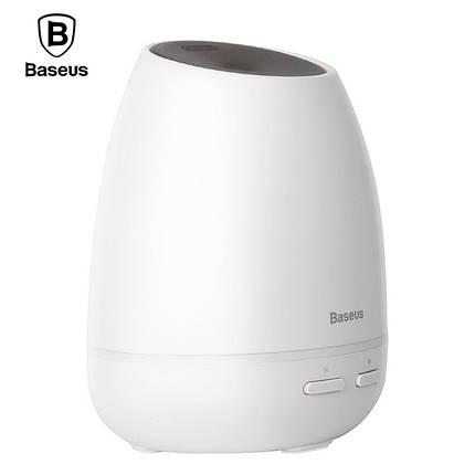 Увлажнитель-ароматизатор воздуха Baseus Creamy-white Aroma Diffuser ACXUN-02 (Белый), фото 2
