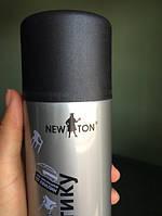 Эмаль для пластика Newton структурная Чёрная 400мл