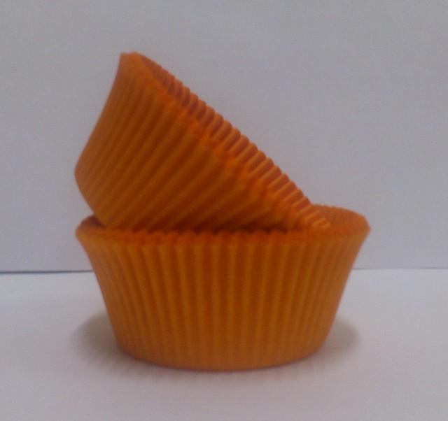 Форма для маффинов оранжевые  5/3 Украина- 01421