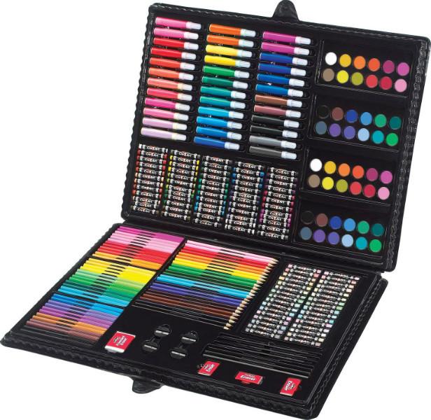 Cra-Z-Art Большой набор для рисования 250 предметов в чемодане Creative Artist Studio 250 Piece Set