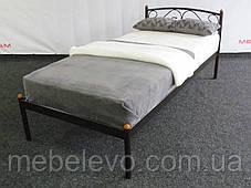 Кровать Верона  без изножья односпальная 80  Метакам, фото 3