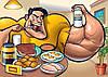 10 правил набора веса, без которых не видать мегамассы!