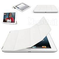 Чехол-обложка Smart Cover Polyurethane для iPad 2/3/4 Белый