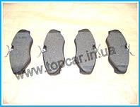 Гальмівні колодки передні на Renault Trafic II 1.9/2.5 DCi 01 - ОРИГІНАЛ 7701054771