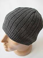 Теплые мужские шапки на зиму., фото 1