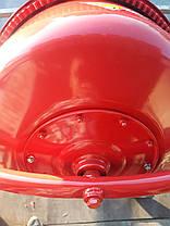 Строительная Электрическая бетономешалка на 125 л с чугунным венцом FORTE EW2125P бытовая 550 Вт, фото 2