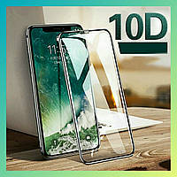 Huawei Y6 защитное стекло (без рамок)