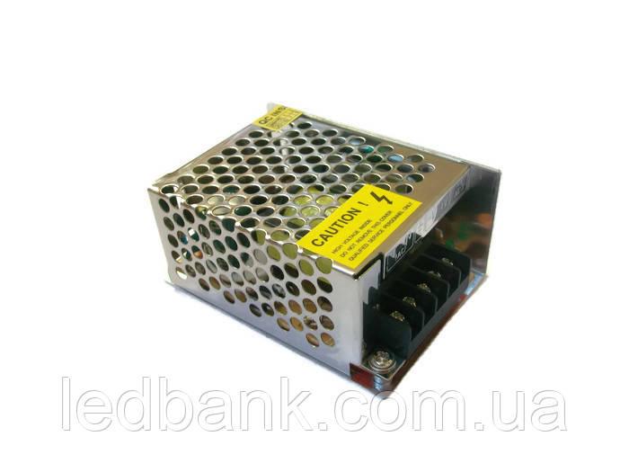 Блок питания для светодиодной ленты 12V 60W MN-60-12 SMALL