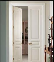 Двухстворчатые межкомнатные двери в дом (квартиру)