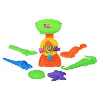 Игрушка для песка Same Toy с Мельницей 7 шт (HY-1702WUt)
