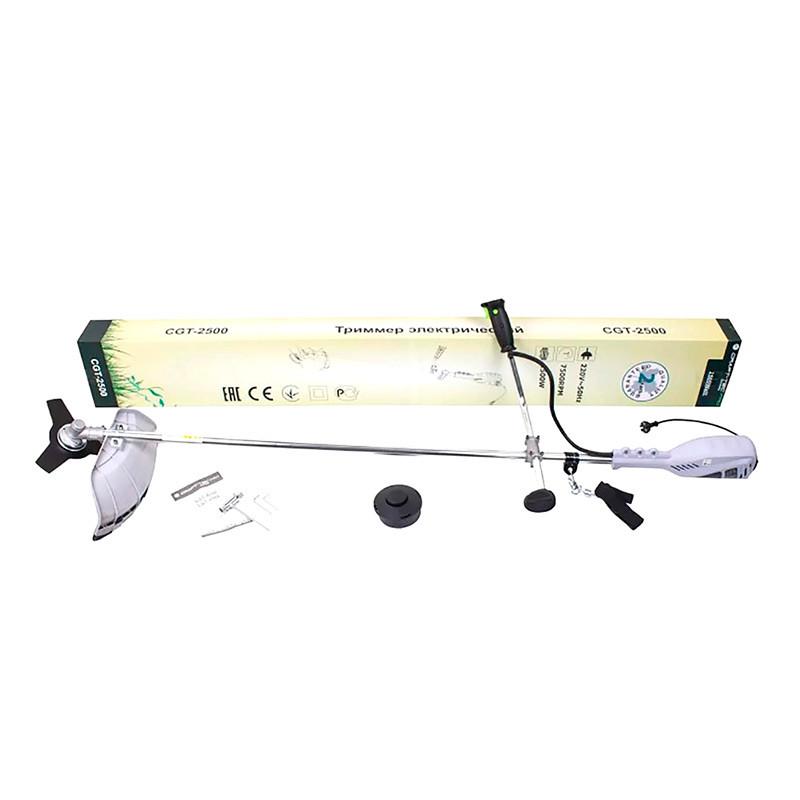 Электрокоса Craft-tec CGT-2500 (цельная штанга)