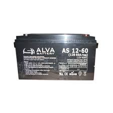 Акумуляторна батарея AS12-60