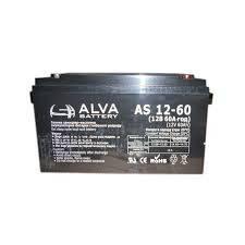 Акумуляторна батарея AS12-60, фото 2