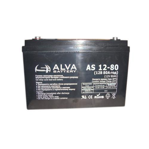Акумуляторна батарея AS12-80