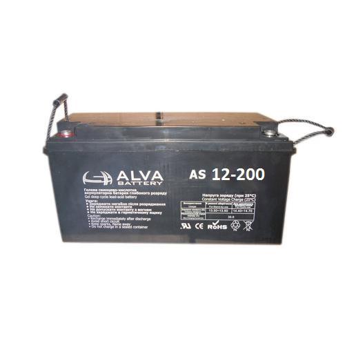 Аккумуляторная батарея AS12-200