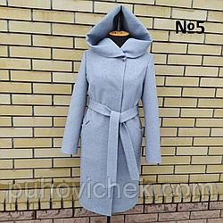Весеннее женское пальто удлиненное размеры 46-60