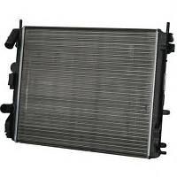 Радиатор системы охлаждения 1.5 DCI (с кондиционером) QSP-M