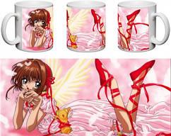 Кружка чашка Card Captor Sakura