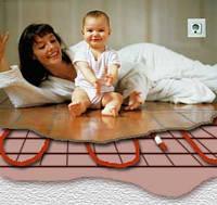Як зверни теплу підлогу?!