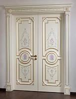 Двухстворчатые межкомнатные двери нестандартного размера