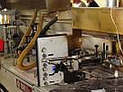 IDM Dimatic 34/5 кромкооблицовочный станок б/у 1998г., фото 3