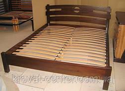 """Кровать """"Токио"""" (200*200см.), массив - сосна, ольха, береза, дуб., фото 3"""